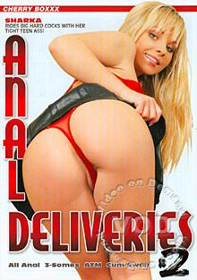 Anal Deliveries 2 Box Cover