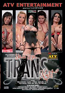 Trans Night Box Cover