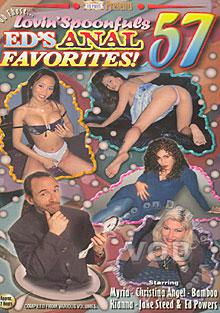 Oh Those Lovin' Spoonfuls 57 - Ed's Anal Favorites! Box Cover
