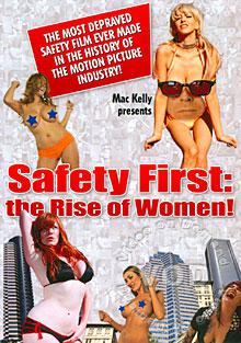 Safety First: The Rise Of Women! Box Cover