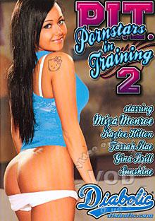 P.I.T. - Pornstars In Training 2 Box Cover