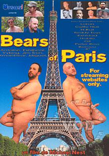 Bears Of Paris Box Cover