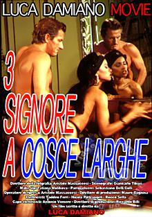 3 Signore A Cosce Larghe Box Cover