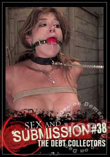 Sex and Submission #38 - The Debt Collectors Box Cover