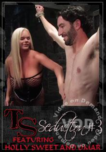 TS Seduction #3 - Featuring Holly Sweet and Omar Box Cover