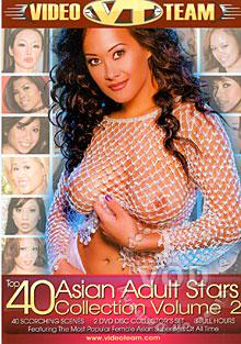 Top 40 Asian Adult Stars Collection 2 (Disc 1)