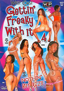 Gettin' Freaky With It! 4 Box Cover