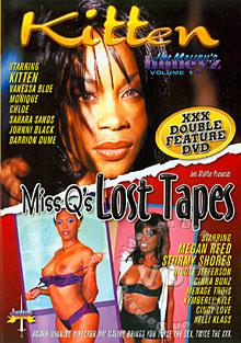 Honeyz 1 - Kitten/Miss Q's Lost Tapes Box Cover