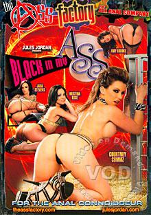 Black In My Ass Box Cover