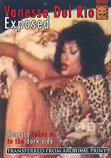 Vanessa Del Rio Exposed Box Cover