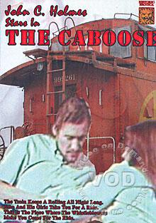 The Caboose Box Cover