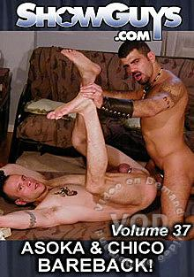 ShowGuys Volume 37 - Asoko & Chico Bareback!