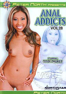 Anal Addicts Vol. 28 Box Cover