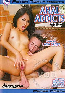 Anal Addicts Vol. 26 Box Cover