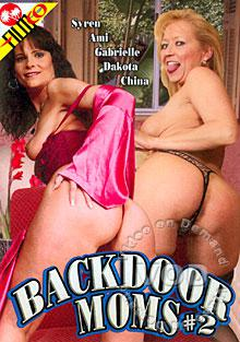 Backdoor Moms #2 Box Cover