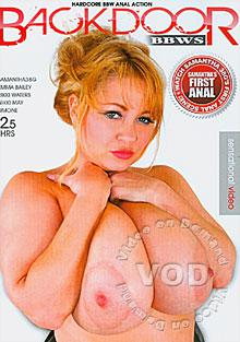 Backdoor BBWs Box Cover
