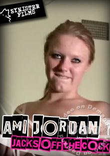 Ami Jordan Jacks Off The Cock Box Cover