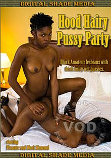 Hood Hairy Pussy Party Box Cover