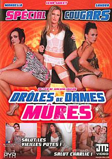 Droles De Dames Mures Box Cover