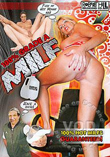 100% Grade A MILF Box Cover