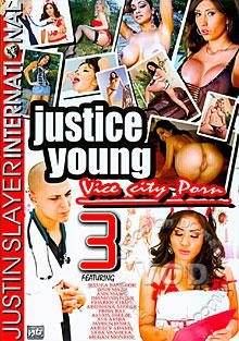 Justice Young - Vice City Porn 3