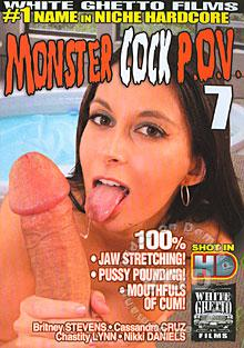 Monster Cock P.O.V. 7 Box Cover