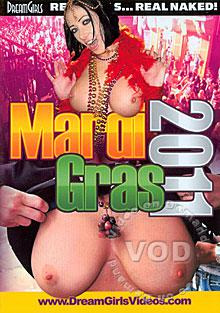 Mardi Gras 2011 Box Cover