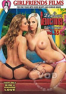 Lesbian Seductions Older/Younger Vol. 35