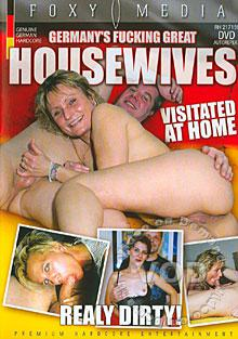 Germany's Fucking Great Housewives Visited At Home Box Cover