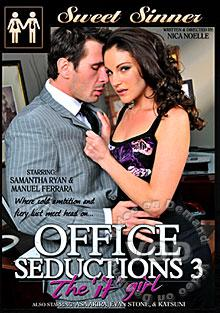 Office Seductions 3 Box Cover
