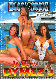 1st Time Dymez #3 Box Cover