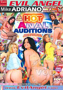 Hot Anal Auditions (Disc 1)