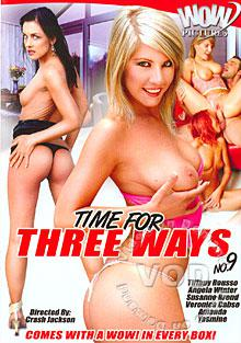 Time For Three Ways No. 9