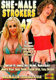 She-Male Strokers 47 Box Cover
