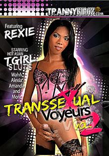 Transsexual Voyeurs Vol. 2 Box Cover