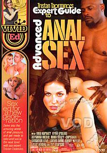 Tristan Taormino's Expert Guide To Advanced Anal Sex Box Cover