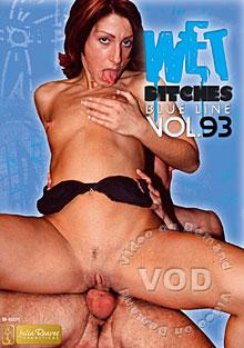 Wet Bitches - Blue Line Vol. 93 Box Cover
