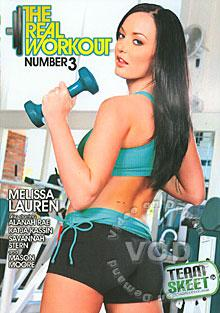 The Real Workout Number 3 Box Cover