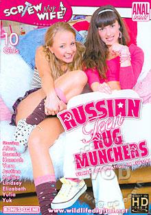 Russian Teen Rug Munchers Box Cover