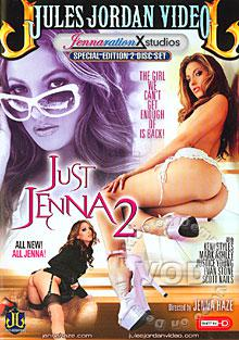 Just Jenna 2 (Disc 2) Box Cover