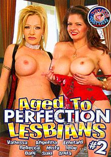 Aged To Perfection Lesbians #2 Box Cover