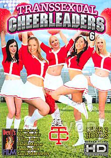 Transsexual Cheerleaders 6 Box Cover