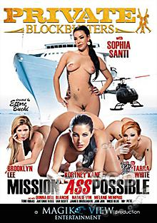 Mission AssPossible Box Cover
