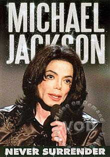 Michael Jackson: Never Surrender Box Cover