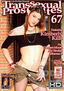 Transsexual Prostitutes 67 Box Cover