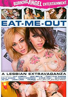 Eat Me Out Box Cover