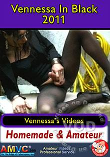 Vennessa In Black 2011 Box Cover