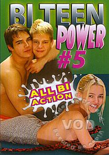 Bi Teen Power #5 Box Cover