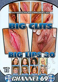 Big Clits Big Lips 30 Box Cover
