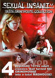 Girls In The Band - 1970's Grindhouse Collection